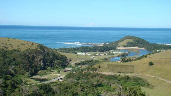 Coffee Bay, South Africa