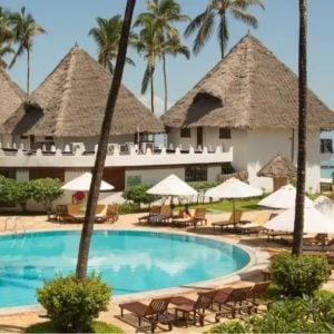 DoubleTree by Hilton in Nungwi, Zanzibar