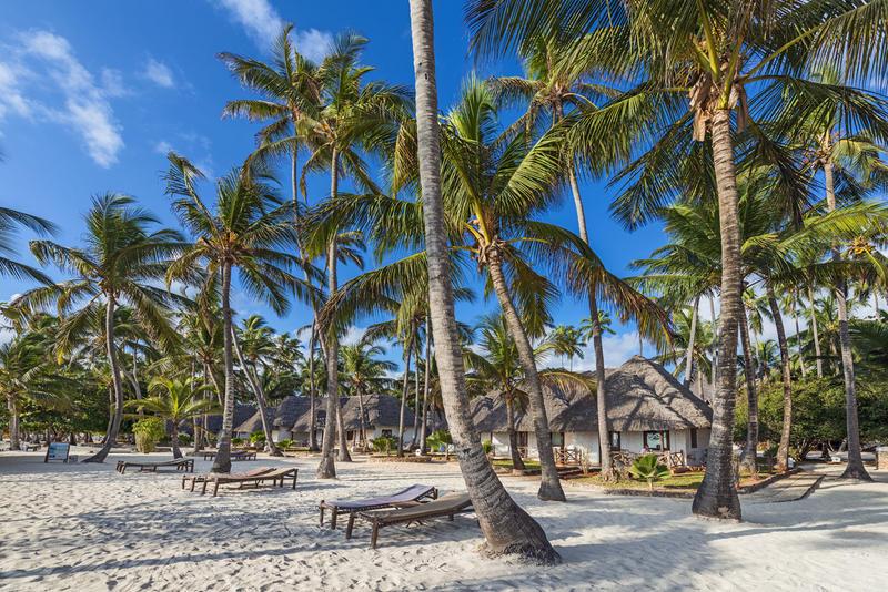 Diamonds Mapenzi Beach Club Package on All Inclusive