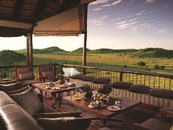 Tshukudu Bush Lodge, Pilanesberg