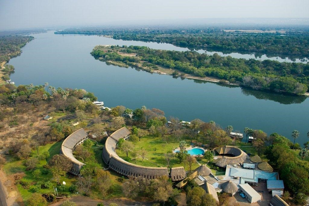 A 'Zambezi River Lodge