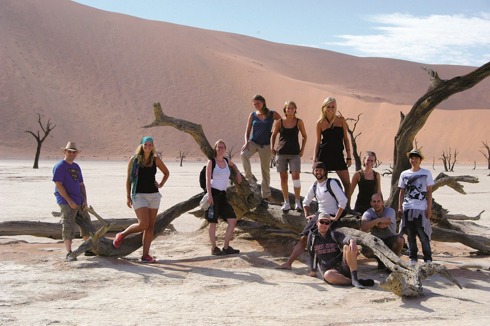 7 Days Southern Namibia Camping Tour