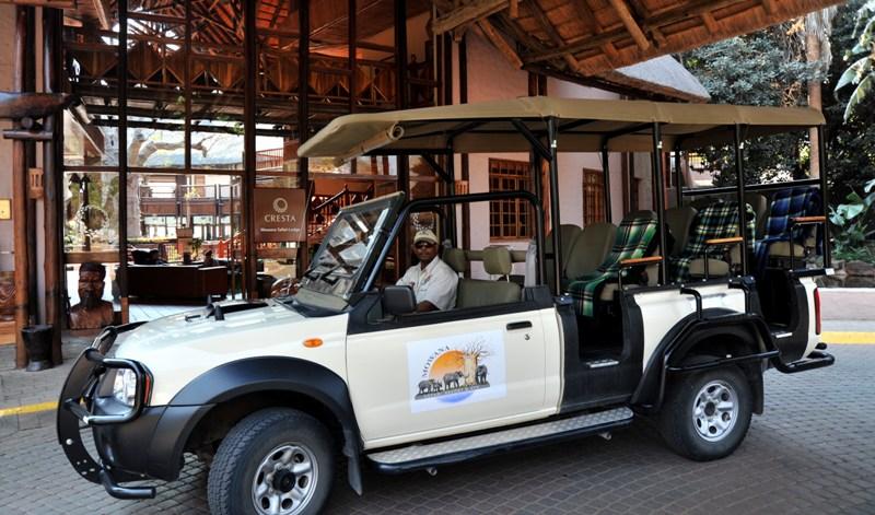 Cresta Mowana Safari