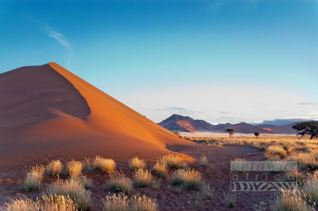 Sosssvlei Dunes in the Namib Desert