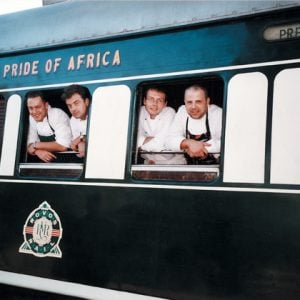 3 Day Luxury Train Journey to Cape Town