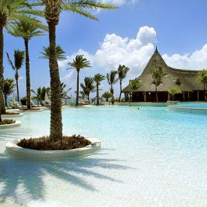 LUX* Belle Mare in Mauritius