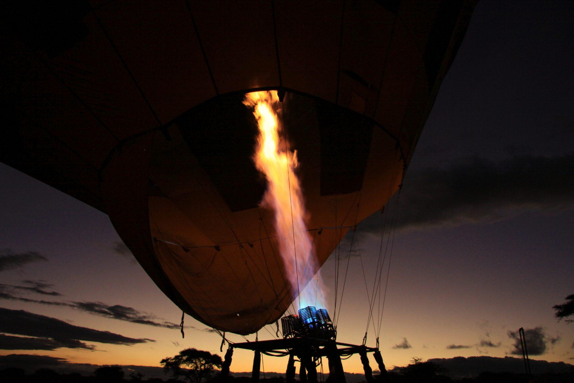 Hot-Air Balloon Excursion