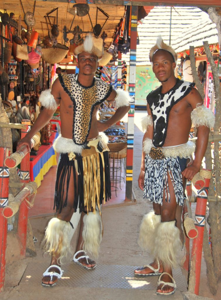 Lesedi Village Tours