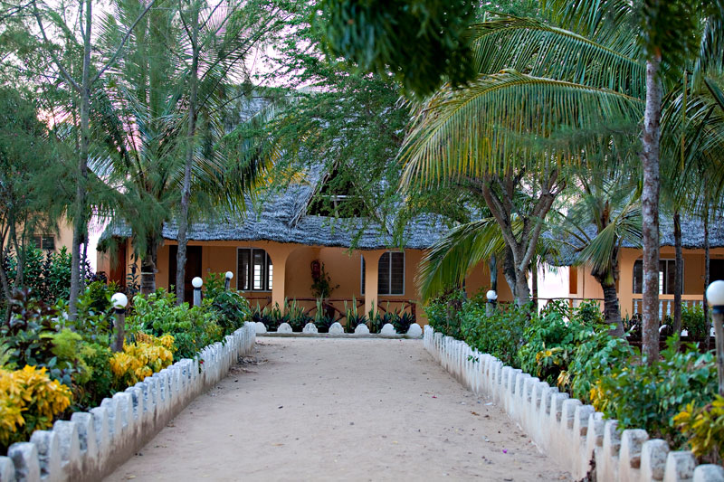 Amaan Beach Bungalows Holiday Package