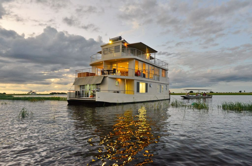 5 Day Vic Falls and Chobe River Cruise Package