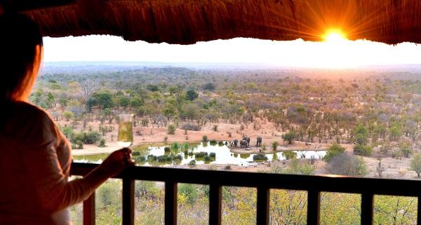 3 Day Victoria Falls Safari Lodge Package