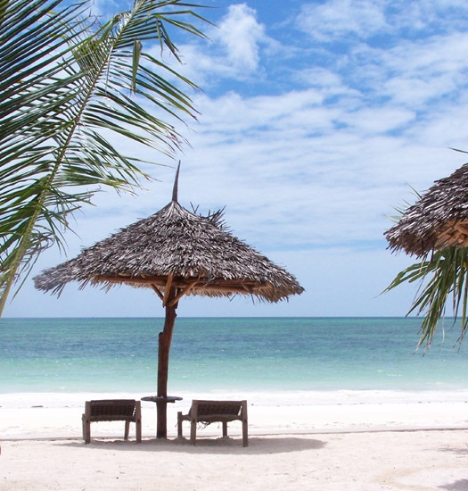 Uroa Bay Beach Resort on Zanzibar Island