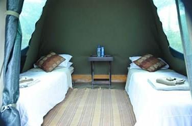 Buffalo Rock Tented Camp