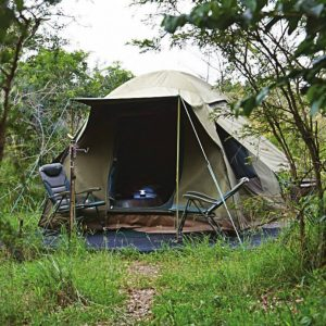 Buffalo Rock Tented Camp