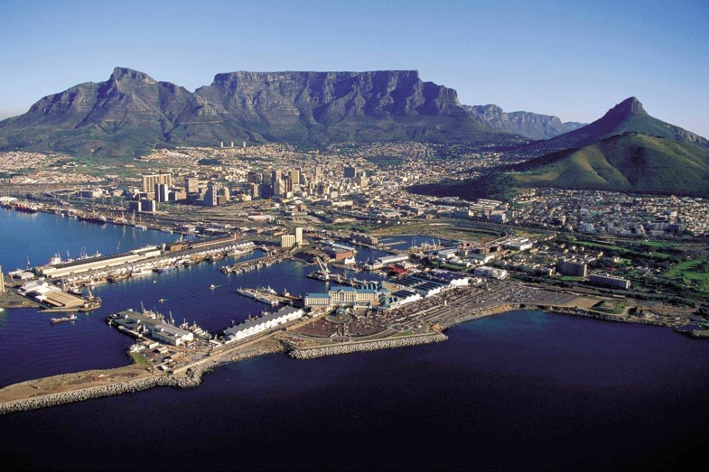 Cape Town City Half Day Tours