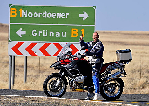 Motorcycle Rentals in Africa