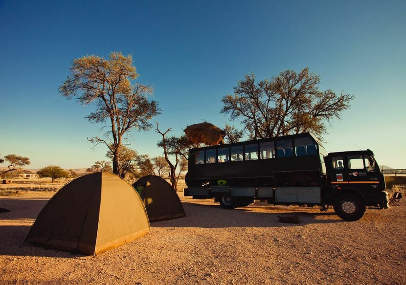Overland Truck Hire & Custom Group Tours