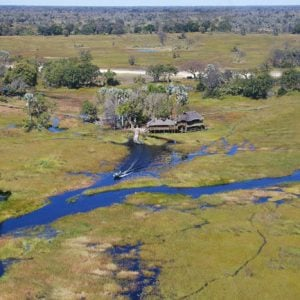 Gunn's Camp Okavango Delta Fly-in
