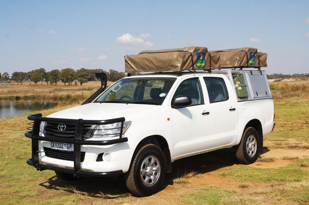 Fully Equipped 4x4 Rentals in Southern Africa