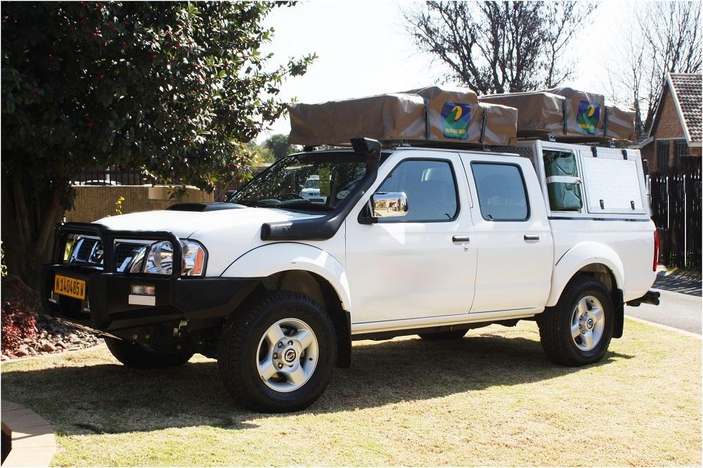 4×4 Camper Rental in Africa