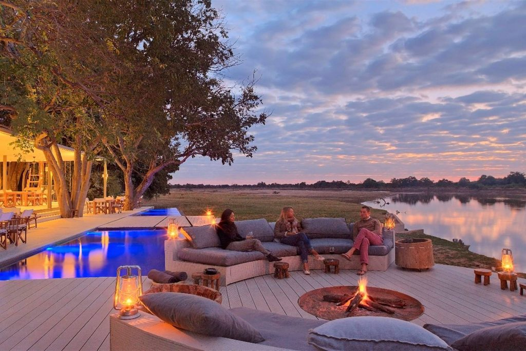 Chinzombo Safari Lodge