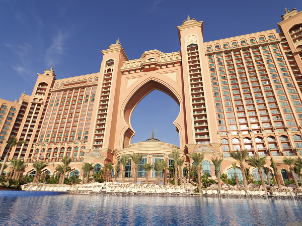 6 Day Atlantis the Palm Dubai Holiday
