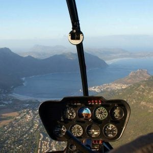 Cape Town Helicopter Trips
