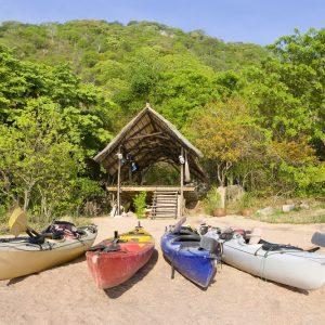 Domwe Island Camp