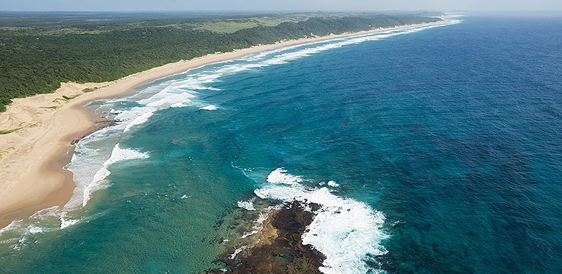 Rocktail Beach Camp, Maputaland