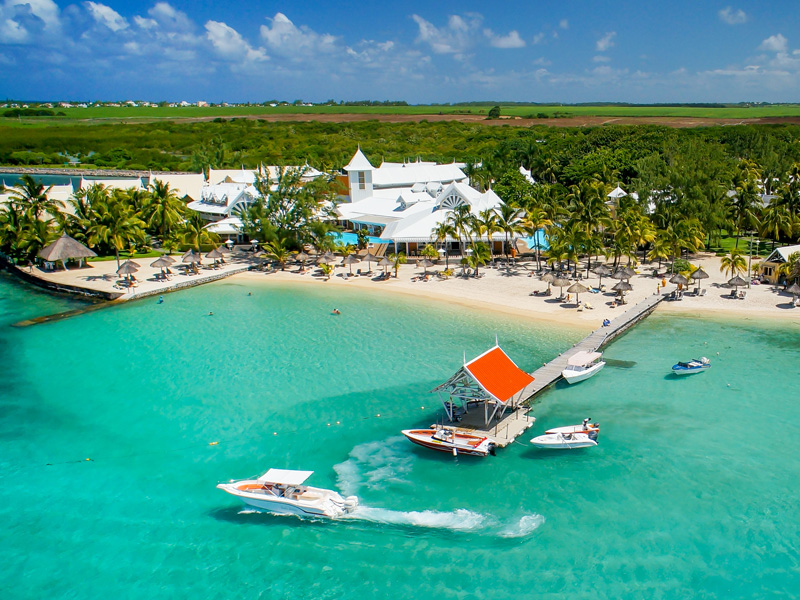 Preskil Beach Resort Package