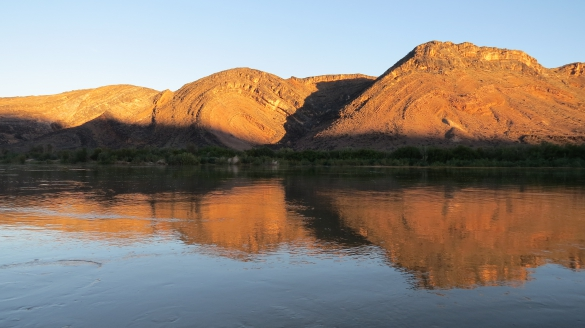 4 Day Orange River Rafting Trails
