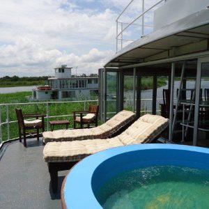 Ichobezi Safari Boat