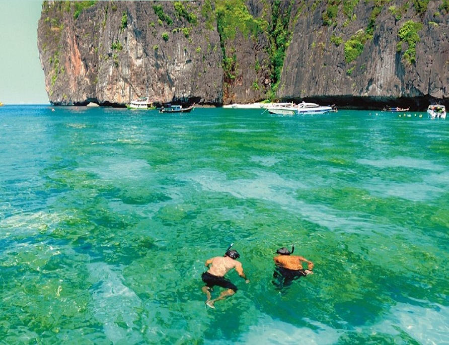 8 Day Phuket, Phi Phi & Krabi Luxury Dream
