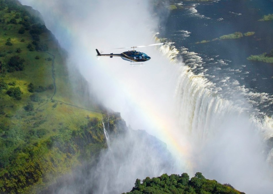 4 Day Victoria Falls Adventure Package