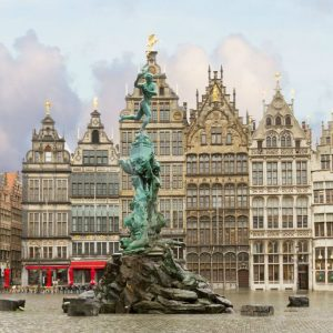 10 Day Western Europe Rail Tour