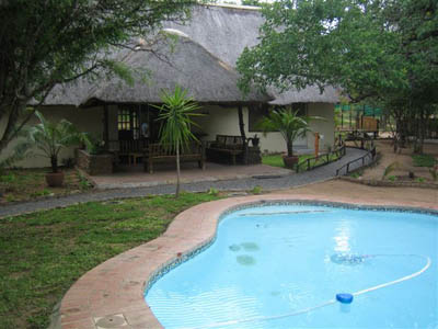 Marc's Treehouse Safari Lodge