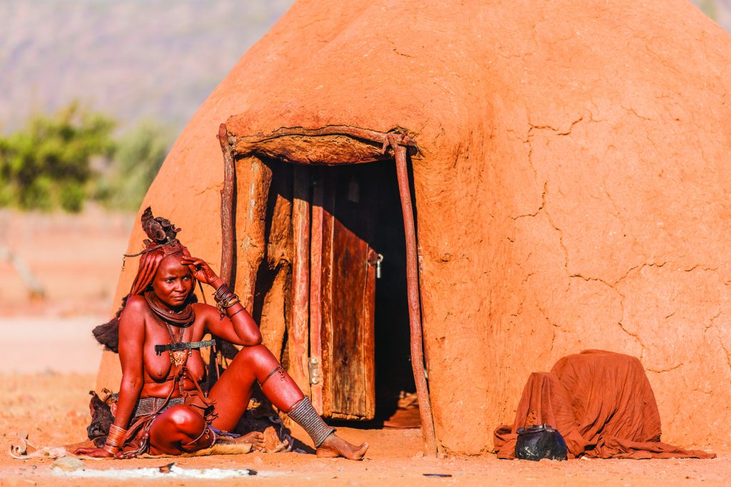 Himba Tribe in Damaraland
