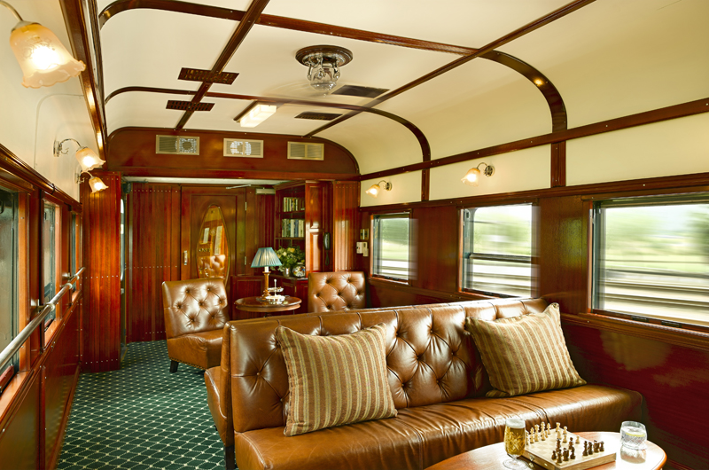 14 Days Grand Africa Train Tour