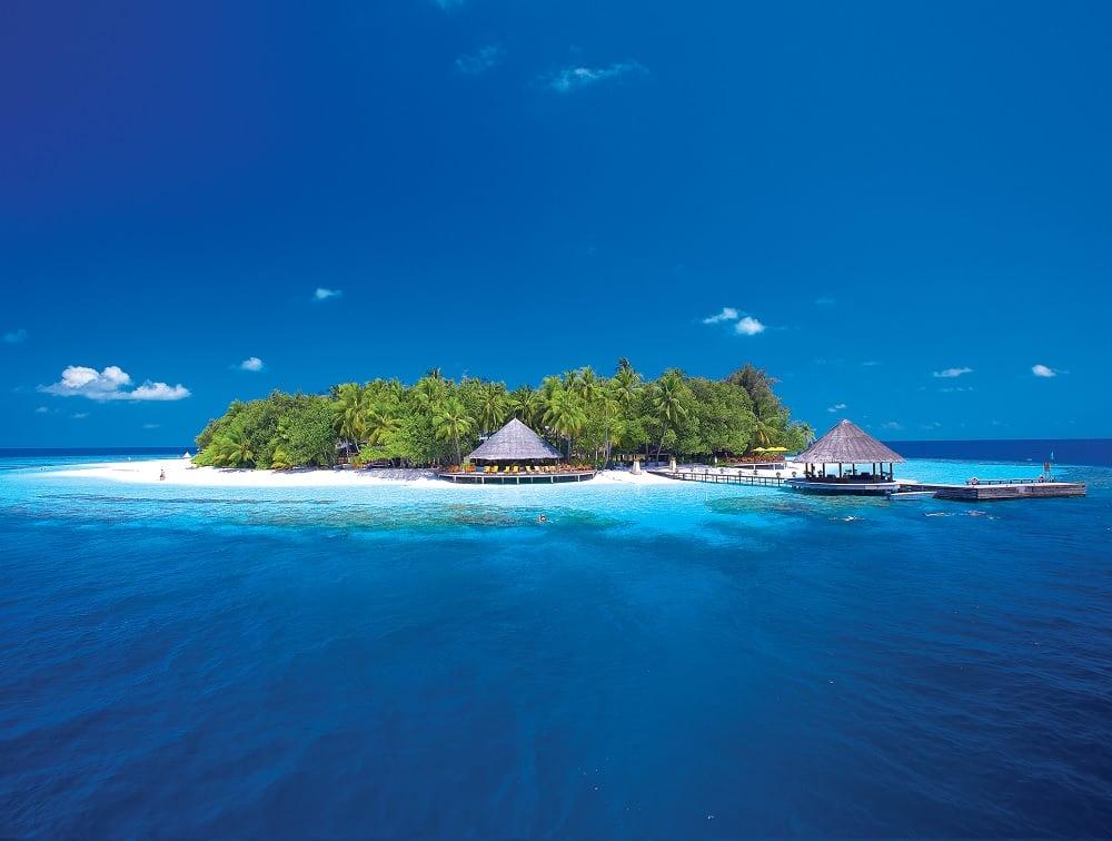Angsana Ihuru in Maldives
