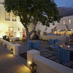 Hout Bay Manor Boutique Hotel