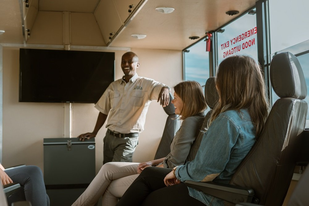 Guided & Customized African Safari Tours