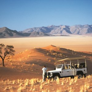 13 Days Namibian Explorer Guided Tour