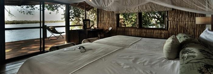 Xugana Island Lodge Room
