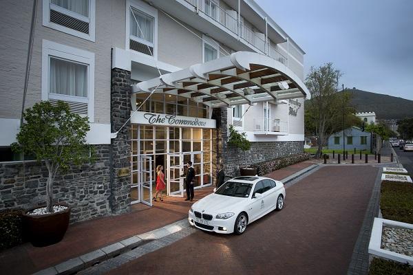 Commodore Hotel