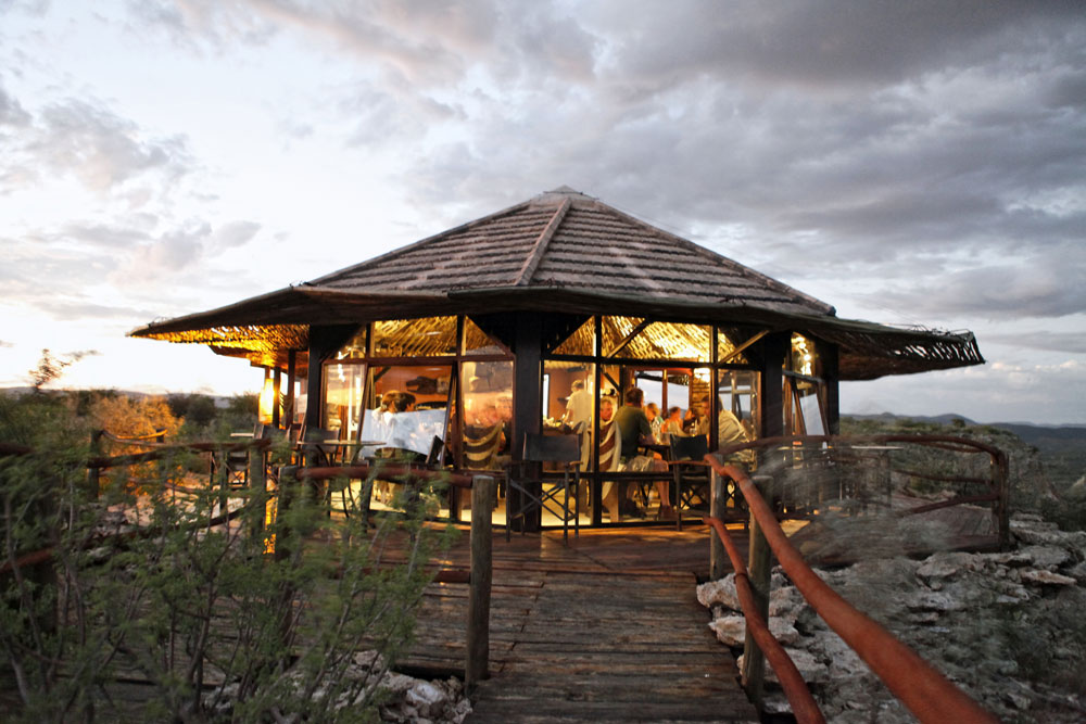 Damarland Vingerklip Lodge