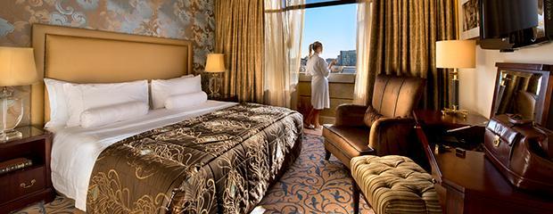 Michelangelo Hotel Suite