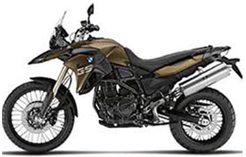 BMW F800GS Rental in Africa