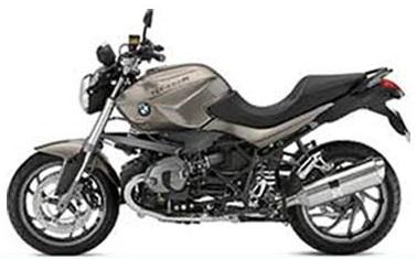 BMW R1200R Rental in Africa