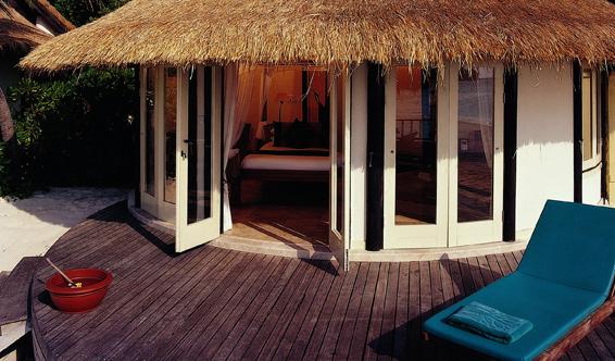 Banyan Tree Maldives Ocean View Pool Villa