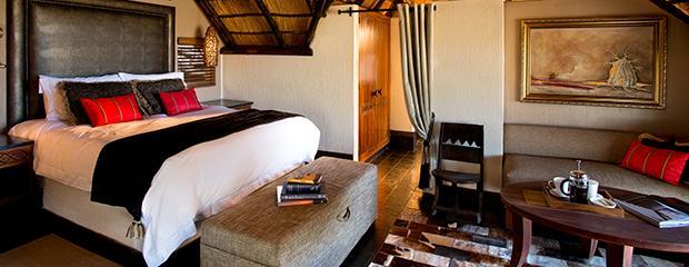Tshukudu Bush Lodge Luxury Chalet